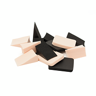 Makeup Wedges & Rectangular