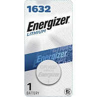 1632 Lithium Coin Battery, 1-Pack