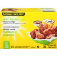 Chicken Wings, Mild BBQ