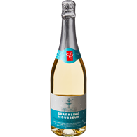 Sparkling De-Alcoholized Wine With Natural Flavour