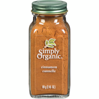 Ground Organic Cinnamon