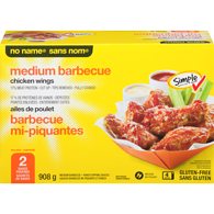 Chicken Wings, Medium BBQ