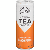 Mango Peach Black Tea