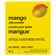 Jelly Powder, Mango