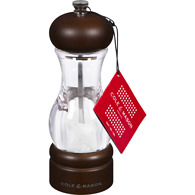 Precision 105 Forest Dark Wood & Acrylic Pepper Mill