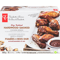 Dry-Rubbed Hardwood-Smoked Chicken Wings