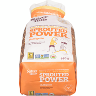 Organic Multigrain Sprouted Bread