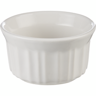 White French Ramekin