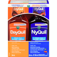 Dayquil & Nyquil Combo