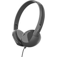 Stim On-Ear Sound Isolating Headphones, Charcoal