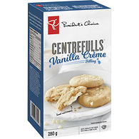Centrefulls Vanilla Crème Filling White Chocolate Chip Cookies