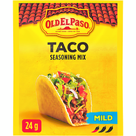 Taco Seasoning Mix, Mild