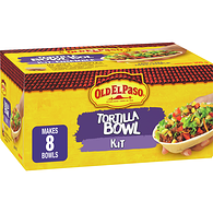 Tortilla Bowl Kit