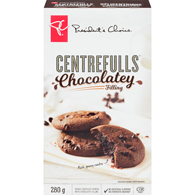 Centrefulls Chocolatey Filling Double Chocolate Cookies