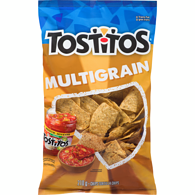 Tortilla Chips, Multigrain