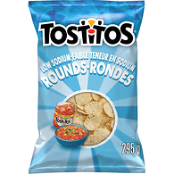 Tortilla Chips, Low Sodium