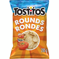 Tortilla Chips, Rounds