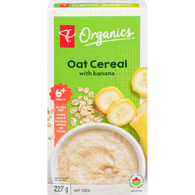 Oat Cereal with Banana