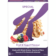 Special K Fruit & Yogurt Flavour Cereal