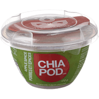 Chia Pod, Apple Spice