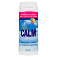 Ionic Magnesium Citrate Powder Organic Raspberry-Lemon Flavour