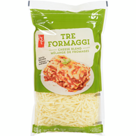 Tre Formaggi Cheese Blend