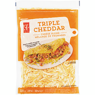 Triple Cheddar Cheese