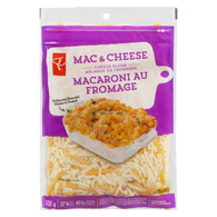 Mac & Cheese Shredded Cheese Blend