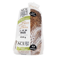 Organic Whole Wheat Bread, Sliced