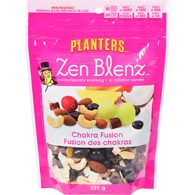 Zen Blenz Chakra Fusion Contemporary Snacking