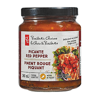 Picante Red Pepper Topping