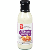 Creamy Garlic Wing Sauce