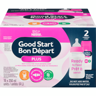 GOOD START with PRO-BLEND Stage 2 Baby Formula Ready-to-Feed