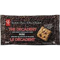 The Decadent Mini Semi-Sweet Chocolate Chips