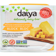 DaiyaMedium Cheddar Style Farmhouse Block