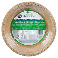 Wholly Wholesome Organic Spelt Pie Shell