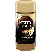 GOLD Espresso Instant Coffee