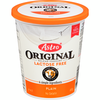 Original Balkan Yogurt, Lactose Free, Plain 6%