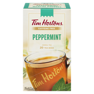 Herbal Tea Peppermint Caffeine