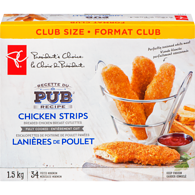 Pub Recipe Chicken Strips Breaded Chicken Breast Cutlettes