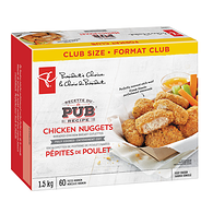 Pub Recipe Chicken Nuggets Breaded Chicken Breast Cutlettes