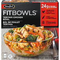 Fit Kitchen Bowls, Teriyaki Chicken