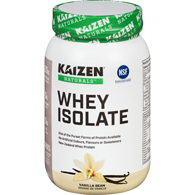 Whey Isolate Vanilla Bean