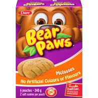 Bear Paws Molasses