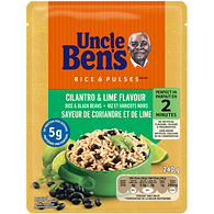 Lime Cilantro Red Kidney Beans & Rice
