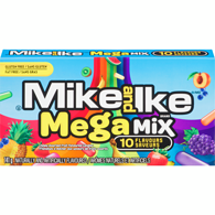 Mega Mix Candies Chewy Assorted Fruit Flavoured