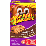 Bear Paws Chocolate Chip