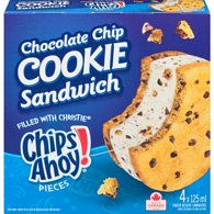 CHIPS AHOY! Chocolate Chip Sandwich, 4-Pack