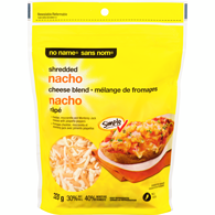 Shredded Nacho Cheese