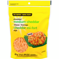 Shredded Medium Cheddar